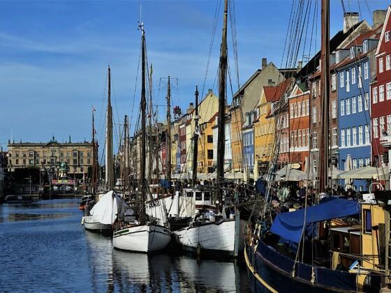 13.10.2017 - heute vor 3 Jahren mit AIDAvita in Kopenhagen