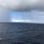Karibik Regenfront