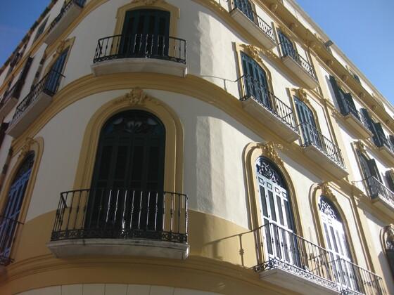 Malaga - Geburtshaus Pablo Picasso
