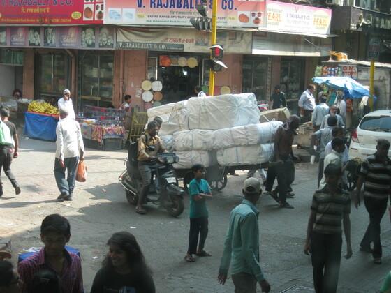 Mumbai Impressions ( eine andere Welt)