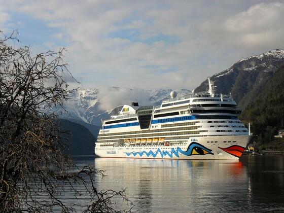 Auf dem Weg von Ulvik zum Eidfjord