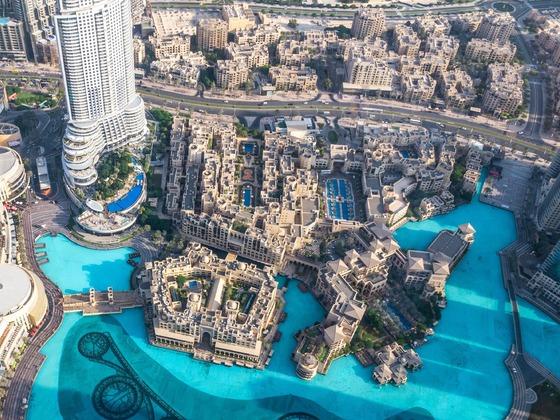 Dubai - Burj Khalifa3
