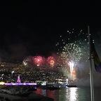 Funchal Feuerwerk 2020/2021