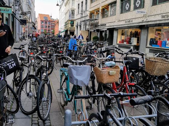 46_Kopenhagen - Stadt der Räder