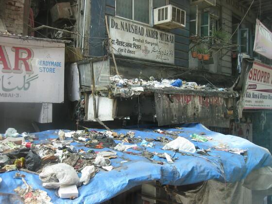 Mumbai Impressions - alles wird wiedergeboren ;-)