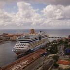 AIDAdiva - Curacao - 15.11.2016