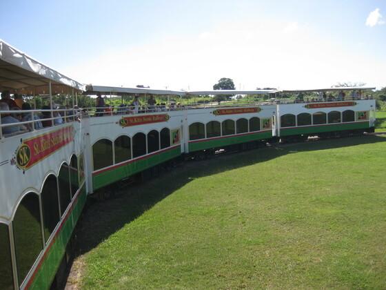 Sugar Train St. Kitts