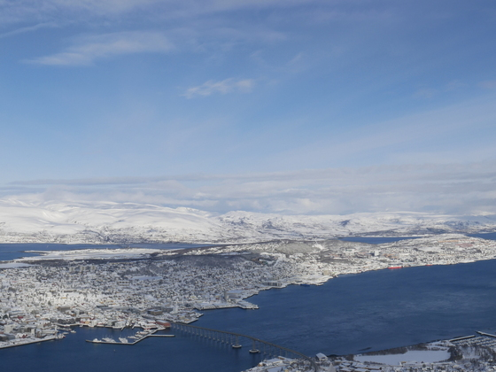 Tromsö - Winterwunderland