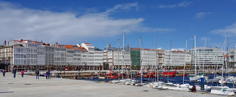 Las Galerías de A Coruña