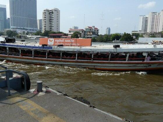 River Chao Phraya - Bangkok