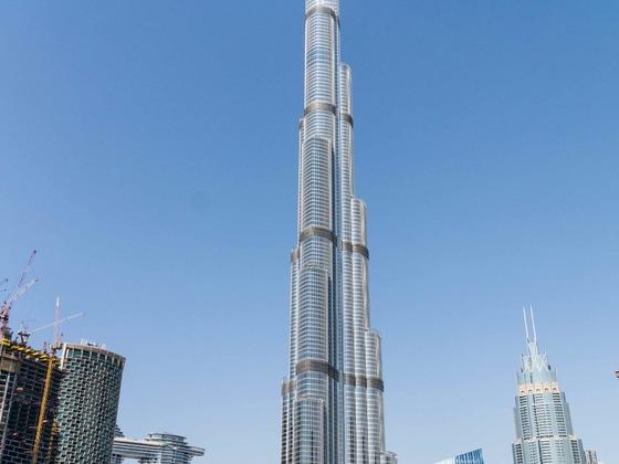 Dubai - Burj Khalifa2