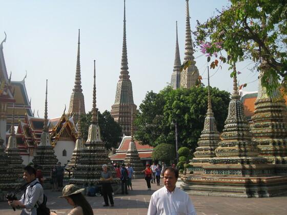 Bangkok Impressions - Wat Pho