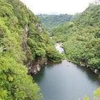 Tamarid Falls, Blick vom obersten der 7 Wasserfälle