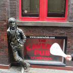 Spuren der Beatles in Liverpool