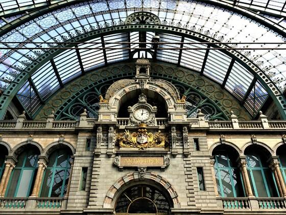 24.09.2020 heute wären wir mit der AIDAvita in Antwerpen gewesen