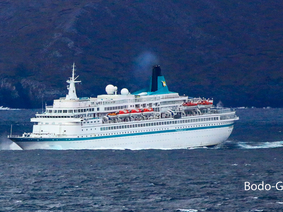 MS Albatros am Kap Hoorn 2