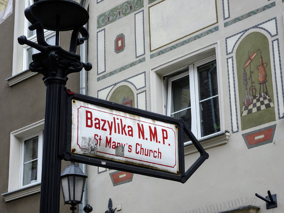 37_Danzig - Da geht es zur Marienkirche