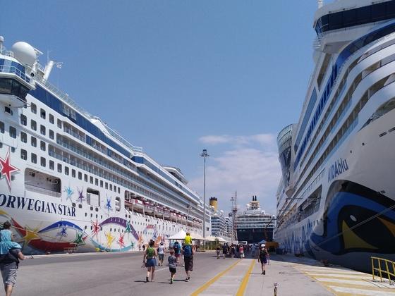 Korfu + 9560 (eine Kleinstadt auf weniger als 1km)
