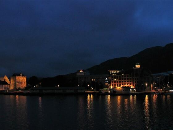 am 10.07.2005 - vor genau 15 Jahren - um Mitternacht in Bergen