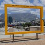 Kapstadt - Blick auf den Tafelberg 1