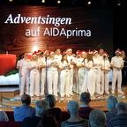 Singen zum 1. Advent mit Adventsmarkt auf der Prima