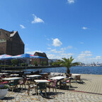 im Rostocker Stadthafen