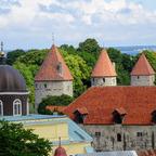 11_Tallinn - noch mehr Türme
