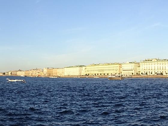 15_St.Petersburg - Blick auf die Eremitage