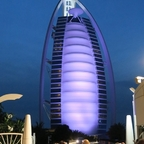 Das 5*-Hotel Burj al Arab