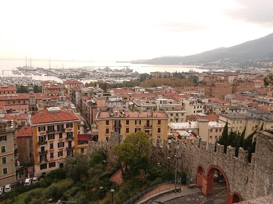 La Spezia, überraschende Schönheit
