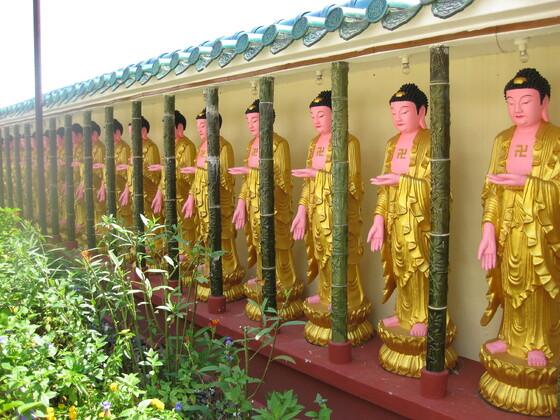 Penang - Kek Lok Si Tempelanlage