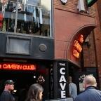 """Nachbau des Cavern Clubs, der """"Geburtsstätte"""" der Beatles"""