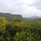 Black River, Ausblick vom Gipfel der Wanderng