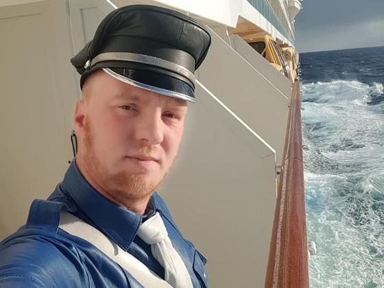 ich auf der Aida Sol Reise 17.09. bis 27.09.   nach Norwegen