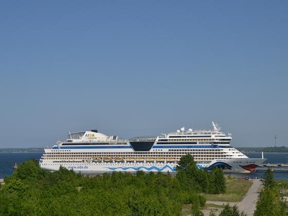 AIDAmar in Tallinn