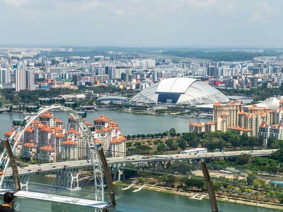 Singapur - Auf dem Marina Bay Sands4