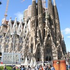 AIDAsol - Westeuropa 26.04.-10.05.15 - 02 Barcelona