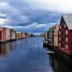 09.09.2018 Trondheim vor zwei Jahren
