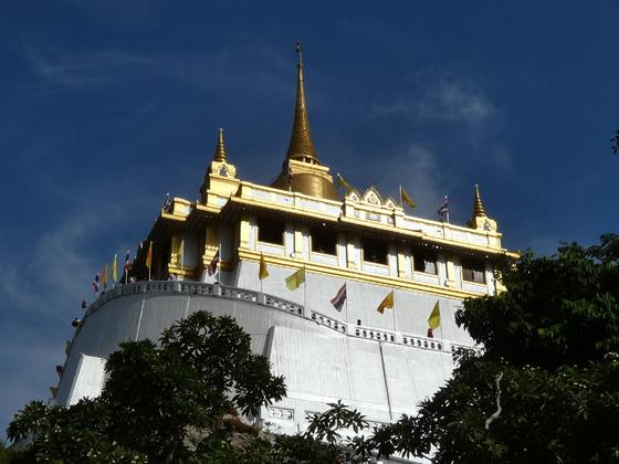 Wat Saket (Golden Mount) - Bangkok