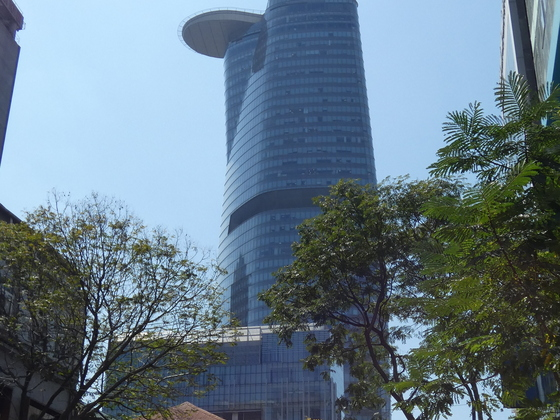 Bitexco Financal Tower, Ho-Chi-Minh-City (Saigon), Vietnam