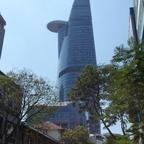 Bitexco Financal Tower, Ho-Chi-Minh-City (Saigon), Vietnam