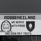 Eingang zu Robben Island