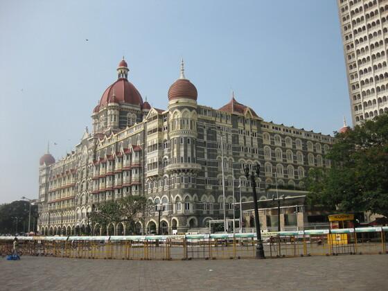 Mumbai Impressions ( Hotel Taj Mahal)