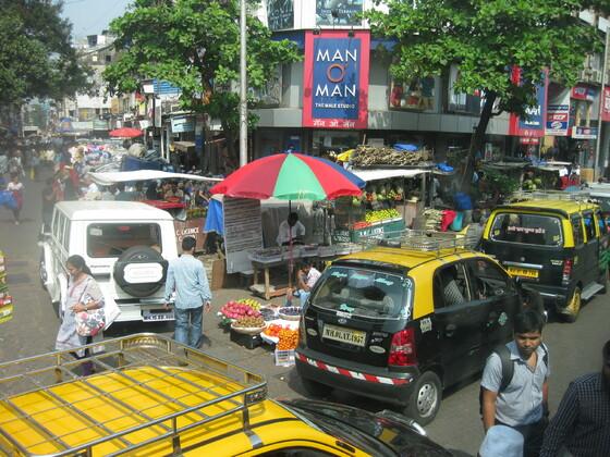 Mumbai Impressions ( Ausflug Mumbai zu Fuß)