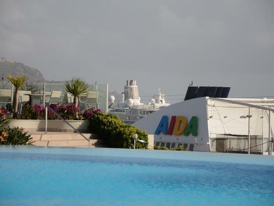Konkurrenz in Funchal