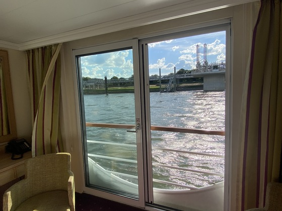 Kabine Arosa Flora - Rheinschiff