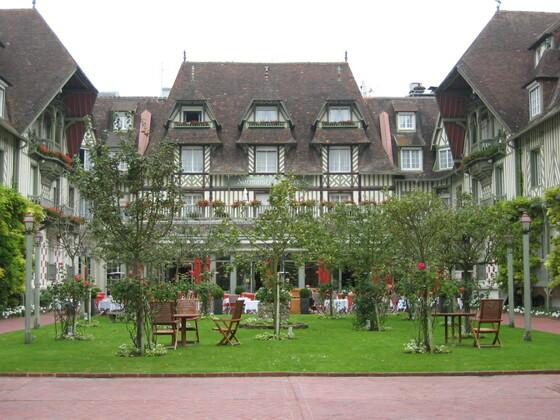 Deauville im September 2007