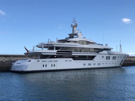 IRIMARI - Luxusyacht