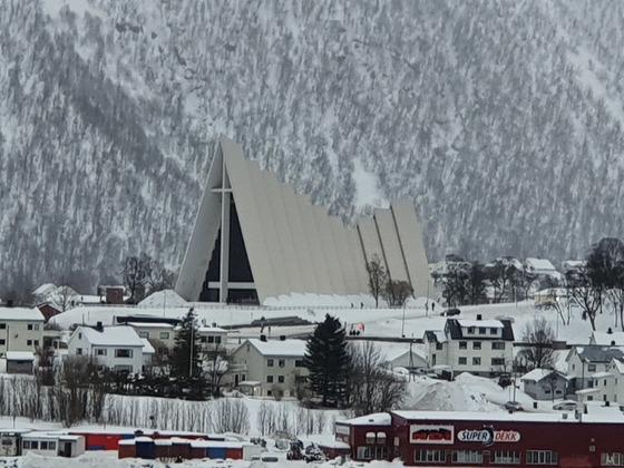 Eismeerkathedrale Tromsö