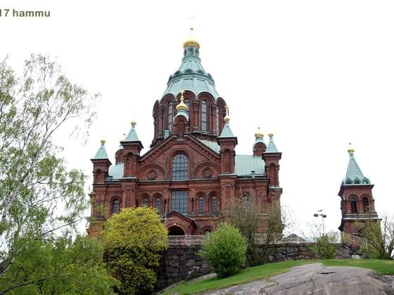 AIDAmar - Ostsee 20.05.-27.05.17 - 18 Helsinki